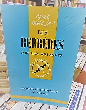 Les Berbères: BOUSQUET G.-H.