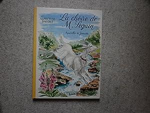 Le Chèvre De Monsieur Seguin: Daudet Alphonse