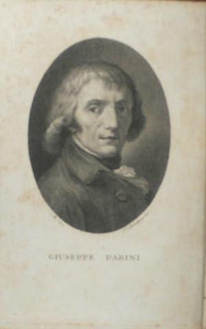 Opere.: PARINI, GIUSEPPE.