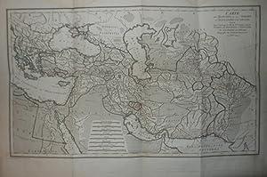 Examen critique des anciens Historiens d'Alexandre le: SAINTE-CROIX, Guillaume-Emmanuel-Joseph Guillen