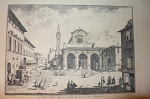 Firenze nelle incisioni di G. Zocchi. 25: ZOCCHI, Giuseppe.
