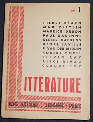 Littérature: Pierre Béarn, Max