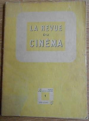 La revue du cinéma: Jean-George Auriol, Jacques