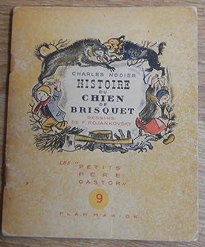 Histoire du chien de Brisquet: Charles Nodier
