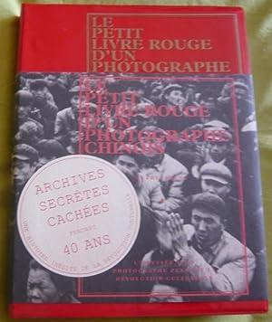Le petit livre rouge d'un photographe chinois: Li Zhensheng
