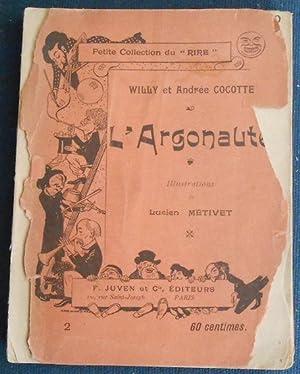 L'Argonaute: Willy et Andrée