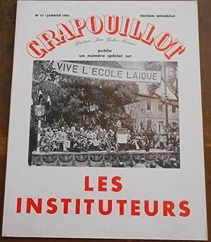 Les Instituteurs: Pierre Dominique, Michelet,