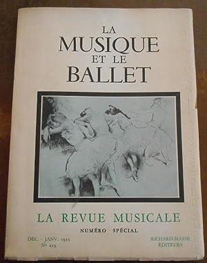 La musique et le ballet: Fernando Reyna, Alain