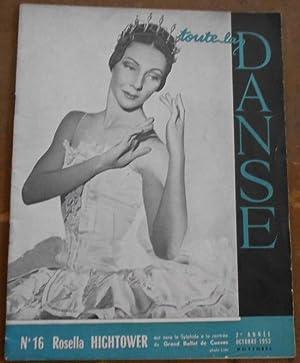 Toute la Danse n°16: Fédia Muller, Trudy