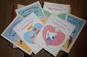 Les aventures de Mataboli – série complète: Line Ledoux