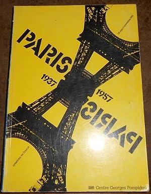 Paris Paris 1937 1957 créations en France: Julia Kristeva, François