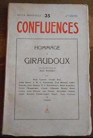 Confluences n°35 Revue de la Renaissance Française: René Tavernier, René