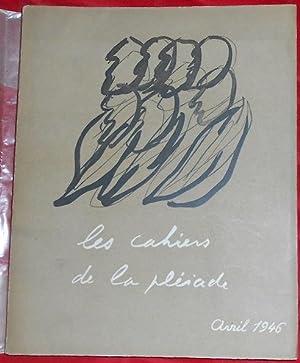 Les Cahiers de la Pléiade collection complète: Henri Calet, Gaston Chaissac, V. Larbaud, Ch. A. ...