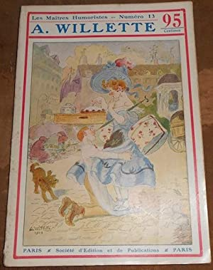 Adolphe Willette: Adolphe Willette