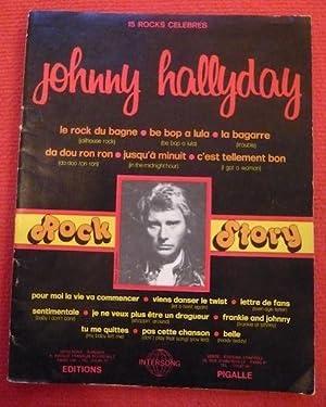 15 partitions de Johnny Hallyday: Johnny Hallyday