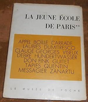 La Jeune Ecole de Paris II: Jean-Clarence Lambert
