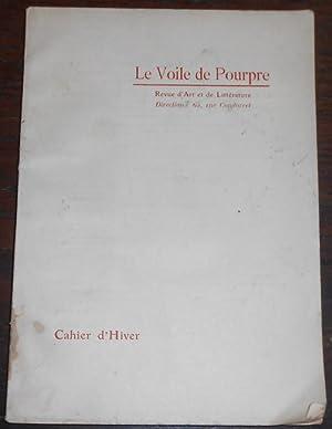 Le Voile de Pourpre Revue d'Art et: Jules Romains, Louis