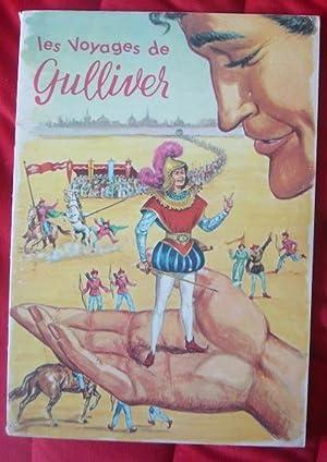 Gulliver à Lilliput - les voyages de: Jonathan Swift