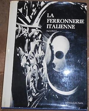 La Ferronnerie Italienne: Paul Lorenz