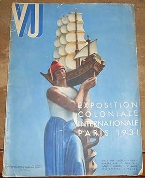 Exposition Coloniale Internationale Paris 1931 - VU: Jean Gallotti, Pierre