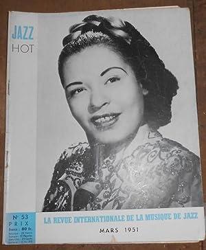 Jazz Hot 1951/54: Boris Vian, Frank