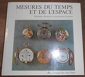 Mesures du Temps et de l'Espace –: Samuel Guye et