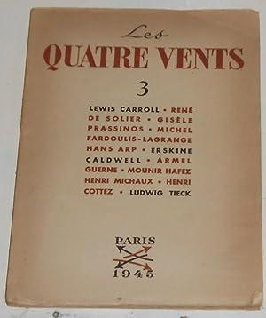 Les Quatre Vents n°III: Lewis Caroll, René