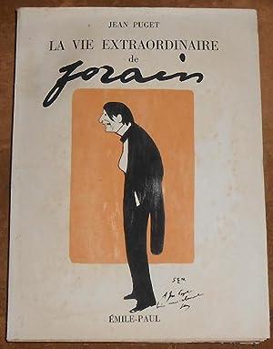 La Vie Extraordinaire de Forain: Jean Puget