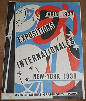 Expositions Internationales Paris 1937 New-York 1939