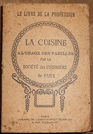 Introduction A La Cuisine Edition Originale Abebooks