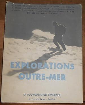 Explorations Outre-Mer: E. Aubert de