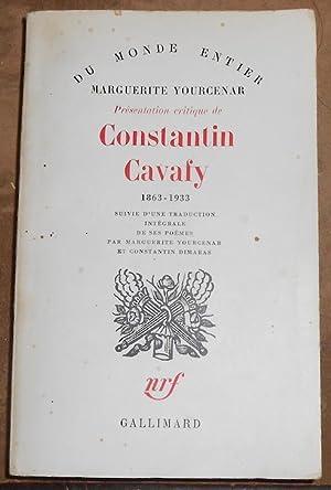cavafy constantin abebooks