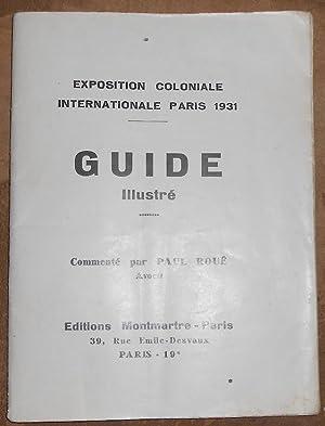 Exposition Coloniale Internationale Paris 1931 – Guide: Paul Roué