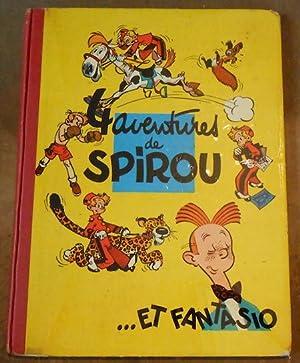 4 aventures de Spirou et Fantasio: Franquin