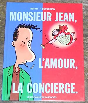 Monsieur Jean, L?Amour, La Concierge