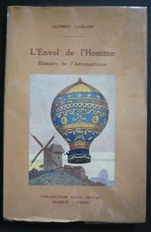 L'envol de l'Homme - Histoire de l'Aéronautique: Alfred Carlier