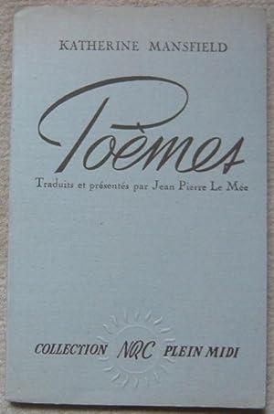 Poèmes: Katherine Mansfield