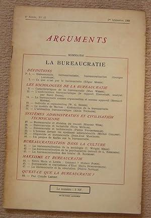 Arguments n°17: Georges Lapassade, Edgar