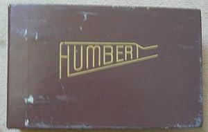 Catalogue Humbert - chasse