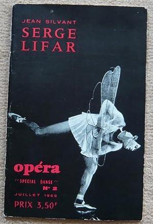 Serge Lifar: Jean Silvant