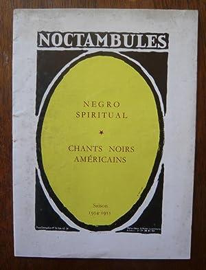 Programme du Théâtre des Noctambules saison 1954-1955: Théâtre des Noctambules