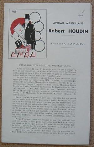 Amicale Marseillaise Robert Houdin n°8: Robert Ducsol