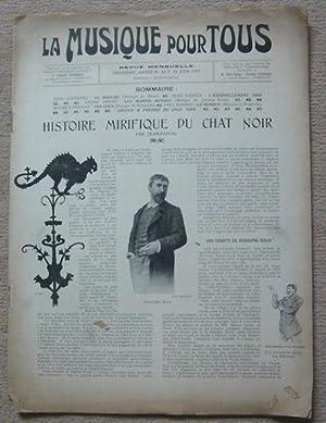 Histoire mirifique du Chat Noir: Jean-Pascal