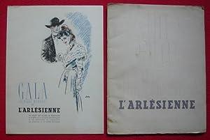 Dossier de presse de L'Arlésienne (1942): Marc Allégret
