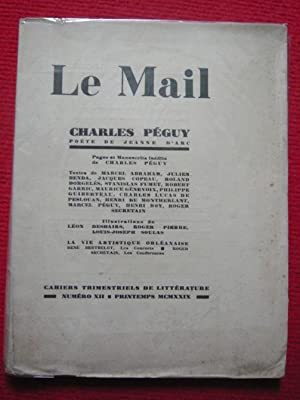 Revue Le Mail - N° 12 -: Charles Péguy -