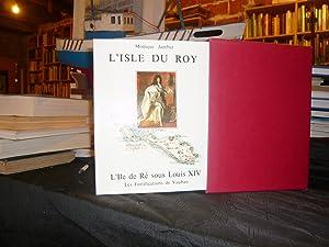 L'Isle Du Roy. Coffret Deux Volumes : Jambut Monique