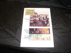 Les Grandes Batailles De L'Histoire N° 25.: Collectif