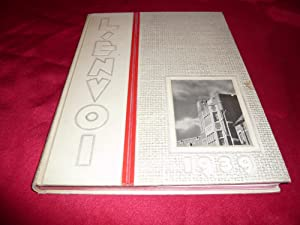 L'ENVOI 1939. Edited By Senior Class Of Roosevelt High School Volume 14: Collectif