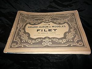 Grand Album De Modèles Pour Filet N° 4: Collectif
