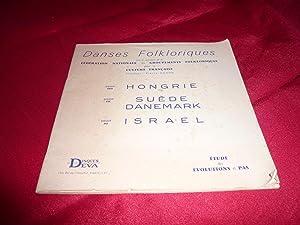 Danses Folkloriques Avec Le Concours De La Fédération Nationale Des Groupements ...